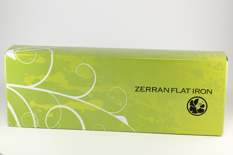 Zerran Flat Iron Zerran Hair Care