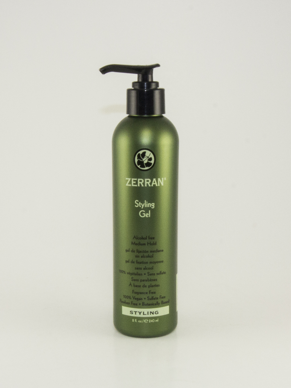 hair gel style styling gel zerran hair care 5965